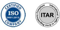 ISO 9001:2015, ITAR Hillsboro Oregon, Portland Oregon