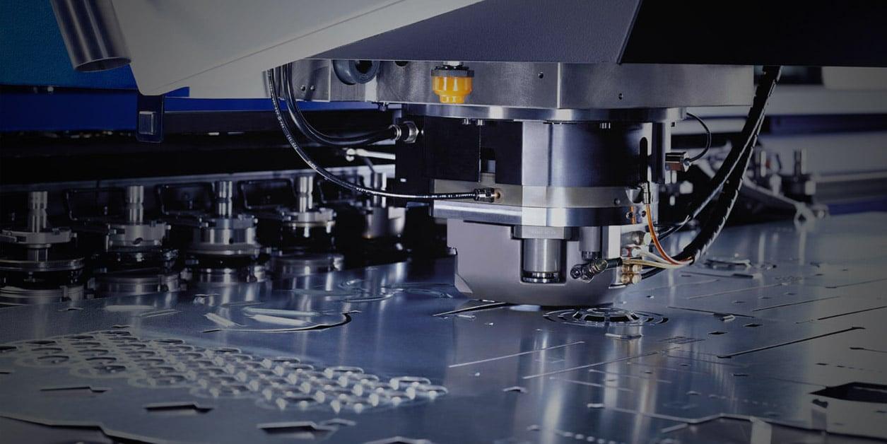 Punch Press Sheet Metal Center