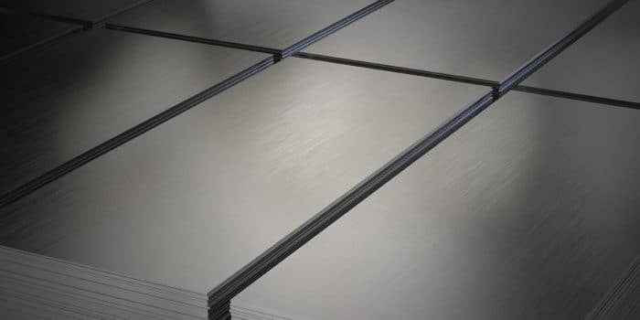 Stainless Steel Sheet Metal Stock