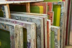 Silk Screen Frames