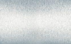 Grained metal pattern